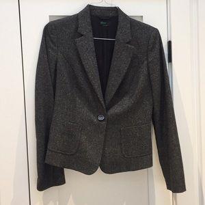 United Colors Of Benetton tweed blazer